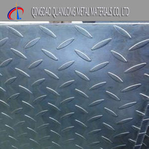 A36 Ss400 Carbon Iron Mild Steel Chequer Plate pictures & photos