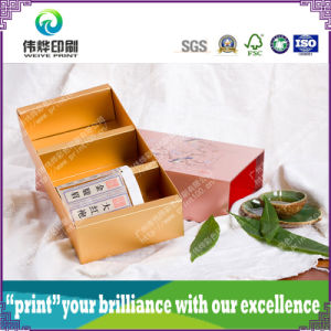 High Quality Gift Packaging Printing Box (of Tea with UV Varnishing) pictures & photos