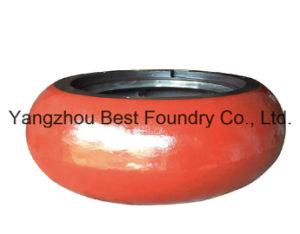 Grinding Disc Ductile Sand Casting Iron for Roller Mill