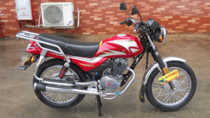 125cc Motorcycle with Cargo Rack