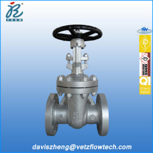 3-300 Osy Carbon/Stainless Steel Gate Valve with Flange API