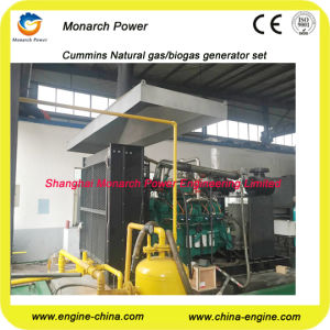 China 980kw Natural Gas Generator Set Price