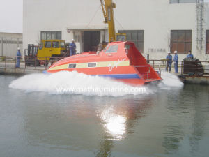 Totally Enclosed Fast and High Speed Rescue Boat pictures & photos
