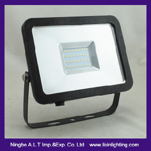 Slim LED Flood Light in Pad Design and Can Be with Sensor Function pictures & photos