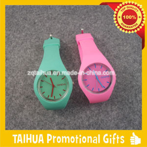 Cheapest Personalized Children Tops Silicone Watch Bracelet pictures & photos