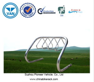 Environmental Bicycle Parking Racks pictures & photos