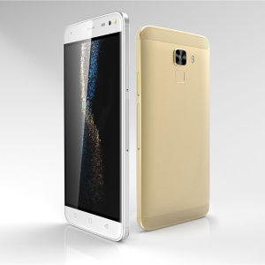 Tri SIM 5.0 Inch 3G Smart Phone with Fingerprint Unlock pictures & photos