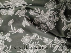 Silk Horringbone Fabric pictures & photos