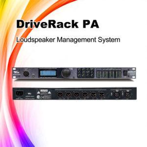 Driverack PA Audio Sound Speaker Processor pictures & photos