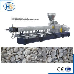 PVC Pelletizing Horizontal Water Ring Screw Extrusion Machine Line pictures & photos