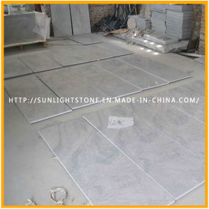 Natural Polished Viscont White Granite/Marble Stone Flooring Tile for Floor Paving pictures & photos