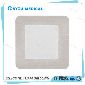 Advanced Medical Foam Dressing for Wound Healing pictures & photos