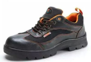 Stock Available Top Quality Rubber Outsole Chemical Resistant Safety Shoes pictures & photos