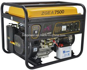 7kw Single Phase Honda Gasoline Generators (ZGEA7500 and ZGEB7500B) pictures & photos