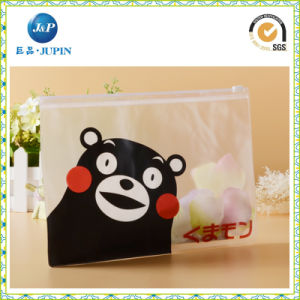 Wholesales Custom Clear Vinyl PVC Zipper Bags (JP-plastic017) pictures & photos