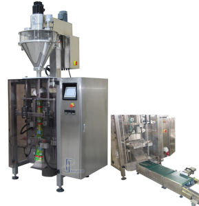 Automatic Vertical Form Fill and Seal Packaging Machine with Checkweigher pictures & photos