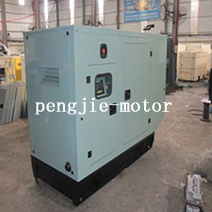 with Cummins Engine 40kw/50kVA Generator with 4 Cylinder Diesel Generator Factory pictures & photos