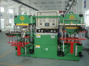 Rubber Silicone Hot Platen Vulcanizer for Rubber Bushes Made in China pictures & photos