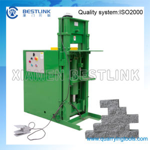 Ms-12h Hydraulic Mosaic Stone Cutting Machine pictures & photos