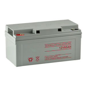 High Quality 12V 200ah Free Maintance Rechargeable Battery pictures & photos