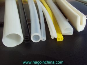 Custom Flame Retardant V-0 Grade Silicone Rubber Sealing Gasket for Vessel pictures & photos