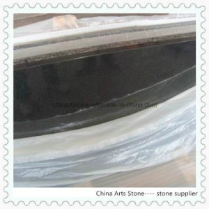 Chinese Absolute Black Granite Marble Countertop pictures & photos