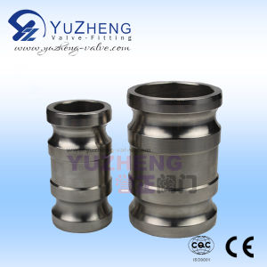 Stainless Steel Camlock Coupling--- Type Double pictures & photos