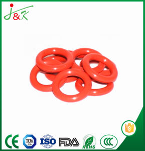 EPDM FKM Silicone Rubber O-Ring with Yellow Green pictures & photos