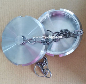 DIN-13rbn Stainless Steel Sanitary Blank Blind Nut with Chain pictures & photos