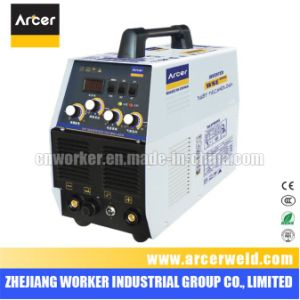 IGBT Technology Inverter AC/DC TIG/MMA Welding Machine