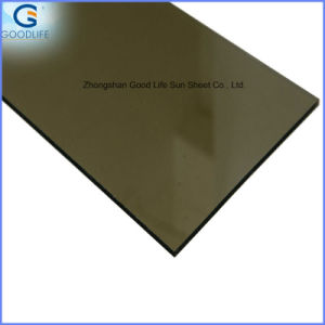 2.3*2.5m/1.5*2.3m Anti-Static Plain Stripe Printed White Polycarbonate Sun Hollow Sheet pictures & photos