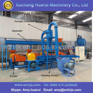 Fine Rubber Powder Grinder/Rubber Powder Grinding Machine pictures & photos
