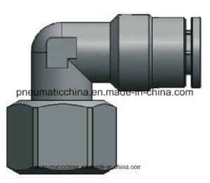 Brass Nickle-Plated Fittings From China Pneumission pictures & photos