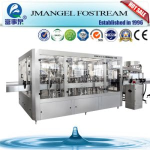 Jiangmen Automatic Small Plastic Pet Bottle Water Filling Machine with Price pictures & photos