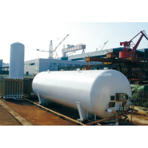 100m3 Lar Gas Cryogenic Storage Tank. pictures & photos