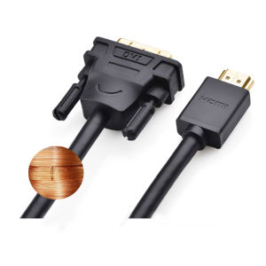 The Saber DVI to HDMI Cable