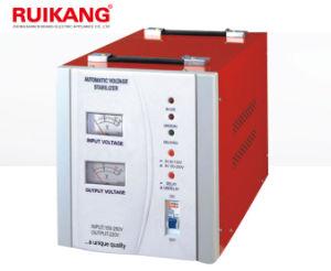 AVR 5000va Power Supply Automatic Voltage Regulator Stabilizer pictures & photos