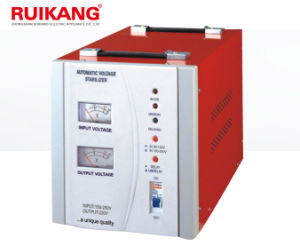 Automatic Voltage Regulator or Stabilizer AVR pictures & photos