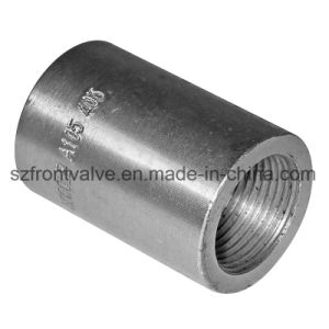 Forged Steel High Pressure Threaded/Socket Weld Full Coupling pictures & photos