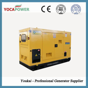 30kVA Small Diesel Engine Electric Power Generator Set pictures & photos