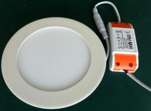9W LED Down Light Recessed Round LED Panel Light pictures & photos