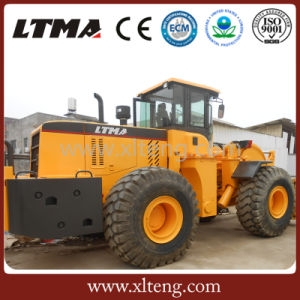 China Agricultural Machinery 12 Ton ATV Log Loader pictures & photos
