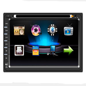 Two DIN Car DVD Player/GPS Navigation Universal Car Radio pictures & photos