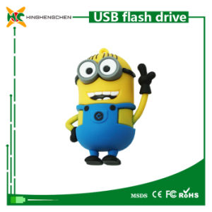 Minions USB Flash Drive Pen Drive 8GB 16GB 32GB 64GB 128GB pictures & photos