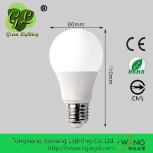 A60 E27 LED Lamp Light Bulb with CE RoHS