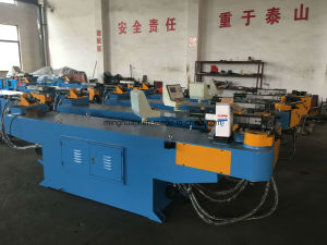 Hydraulic Nc Control Pipe Bending Machine (DW63NC) pictures & photos