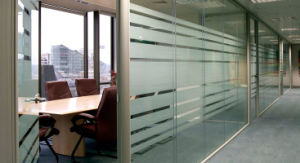 China Supplier of Office Glass Partition pictures & photos