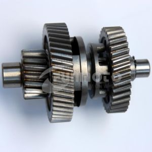Reverse Shaft Gearshift Shaft Output Shaft of Gokart Gk-150n/Q/G/R/S 150cc Engine Sunl BMS