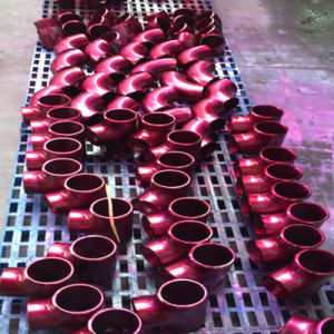 ANSI B16.9 Stainless Steel 304 Tee Seamless Pipe Fittings pictures & photos