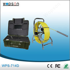 Wopson Sewer Drain Cable Tools Dring Inspection Camera System pictures & photos